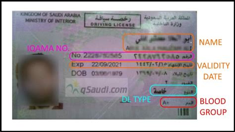 Urshadow S Blog How To Get The Driving License Ruksa For Cars In Riyadh Saudi Arabia Step Driver License Translation Template