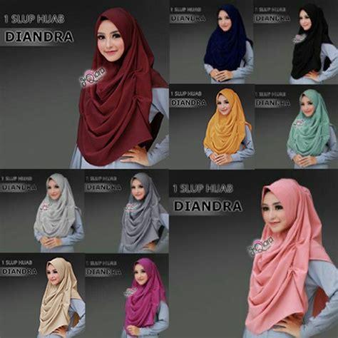 Jilbab Instan Jilbab Jilabab Diandra jilbab instan modis diandra terbaru harga murah bundaku net