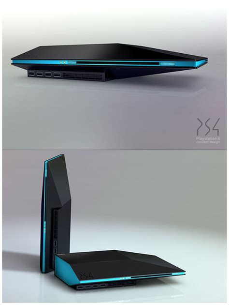 ps4 new console ps4 pictures new console concepts