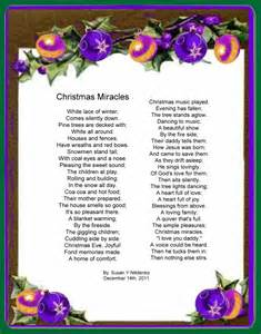 Christian images in my treasure box christmas poem poster