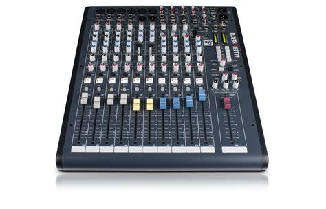 Mixer Allen Heath Zed 14 allen heath zed xb 14 2 compact broadcast mixer