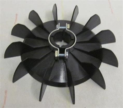 electric motor cooling fan plastic electric motor cooling fan low profile plw engineering