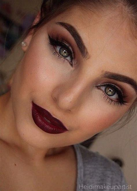 makeup tips 10 fall 2015 make up trends and ideas