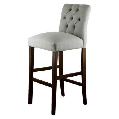 Brookline Tufted Counter Stool by Threshold 30 Quot Brookline Tufted Bar Stool Laguna