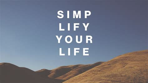 simplify your home simplify your life paul scanlon