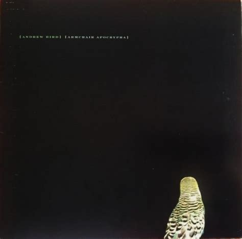 andrew bird armchair apocrypha armchair apocrypha andrew bird songs reviews credits