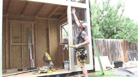 studio shed    diy backyard sheds youtube