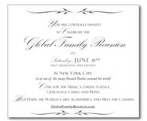 You Are Invited Template by Graphics Global Family Reunion