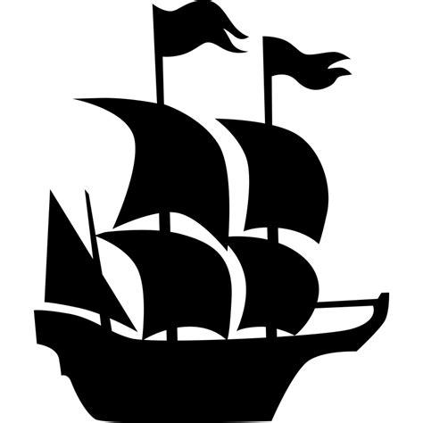 imagenes en blanco y negro de barcos con esta pegatina infantil de un bonito barco velero