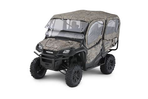 2018 2016 honda pioneer 1000 1000 5 accessories review discount oem parts