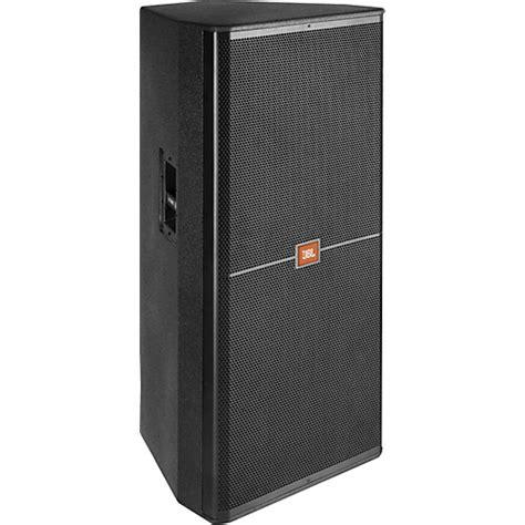 Box Speaker Jbl jbl srx725 2 way dual 15 quot speaker cabinet musician s friend