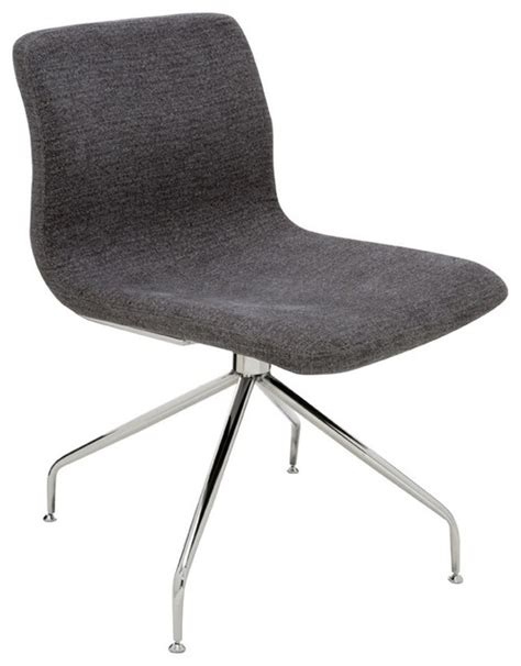 swivel desk chair without wheels alta office chair with no casters modern office chairs