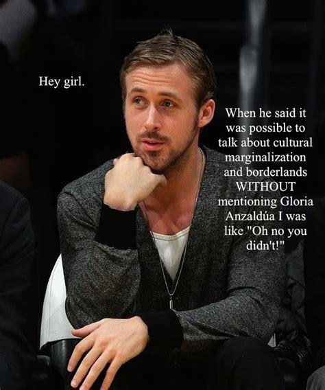 Ryan Gosling Feminist Memes - feminist ryan gosling for class pinterest feminist