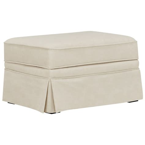 white cocktail ottoman city furniture reese white cocktail ottoman