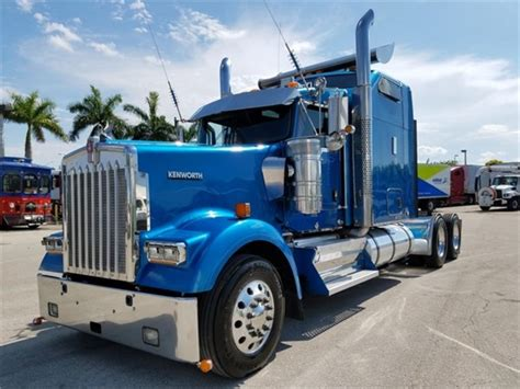 kenworth for sale in florida kenworth w900 cars for sale in florida