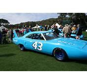 Richard Petty NASCAR Race Car Oldsmobile Ford Torino Number 43