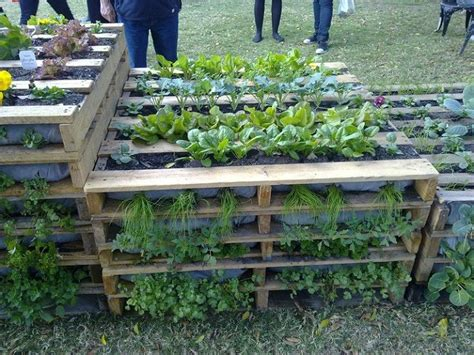 Vertical Pallet Garden Bed 25 Ways Of How To Use Pallets In Your Garden