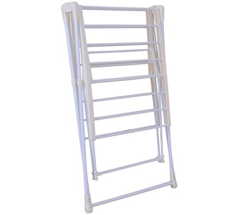 Clothes Dryer Shelf by Foldable Gullwing Clothes Laundry Drying Rack Folding Dryer Hanger Clothesline Ebay