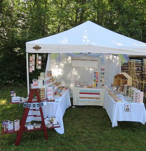 craft show display hip girl boutique llc free hair bow queenvanna creations craft show display booth decorating