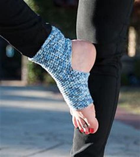 tutorial para hacer yoga patr 243 n de crochet libre para los calcetines de yoga