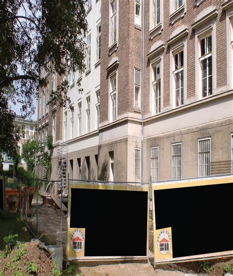 baukg otto wagner spital konrad segerer architekten - Pavillon 7 Ows