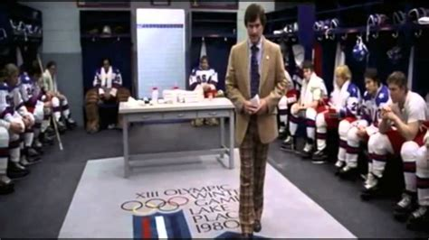 The Miracle Speech Miracle Herb Pre Speech To The U S Hockey Team