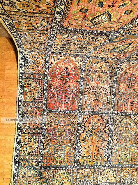 natur teppiche flachgewebe teppich handgekn 252 pft kaschmir seide natur 190x133 cm