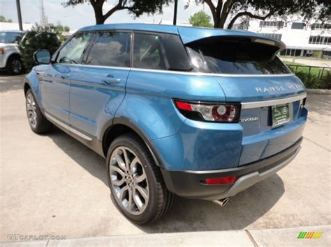 land rover evoque blue range rover evoque dark blue