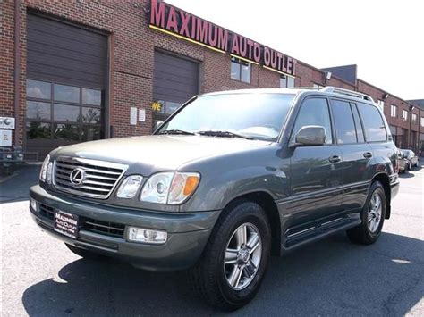 2006 Lexus Lx 470 by Cars For Sale Buy On Cars For Sale Sell On Cars For Sale