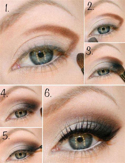 video sexy smokey eyes step by step 17 leichte und effektvolle schminktipps f 252 r das augen make up