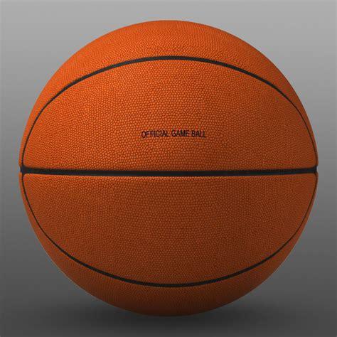 for basketball orange basketball 3d model ready max obj 3ds