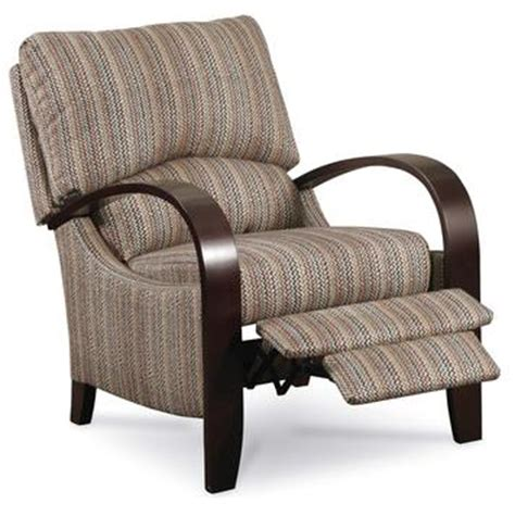 lane julia recliner julia high leg recliner by lane home gallery stores