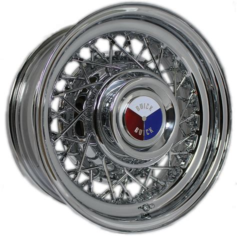 buick wire wheels