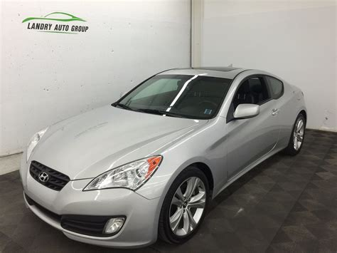 2012 Hyundai Genesis Coupe 2 0t by Used 2012 Hyundai Genesis Coupe 2 0t In Kentville Used