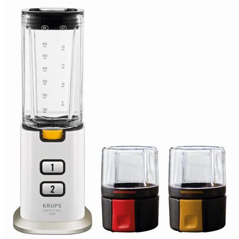 Blender Mini krups kb 3031 mix 9000 mini blender 3 in 1 300w white genuine new ebay