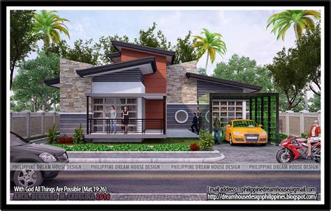 home design blogs 2015 philippine dream house design four bedrooms bungalow house in tarlac city