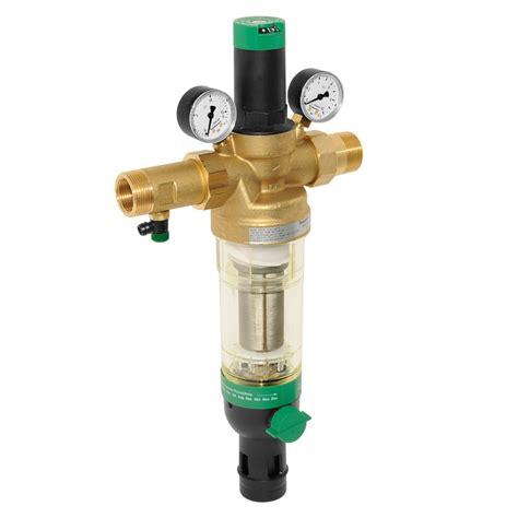 Druckminderer Mit Wasserfilter by Honeywell Hauswasserstation Hs10 S R 252 Cksp 252 Lfilter 2