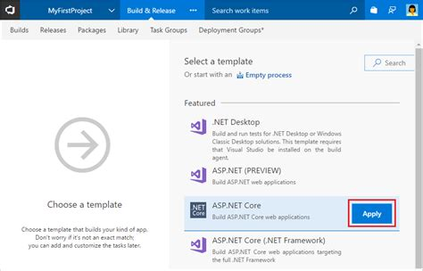template builder for asp net deploy your asp net core app to a windows vm microsoft docs