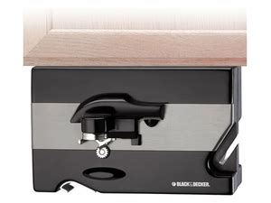 exceptional under cabinet can opener 6 under cabinet