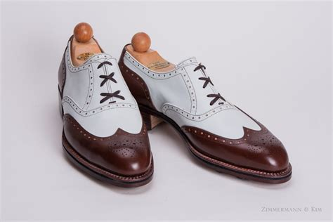 oxford golf shoes vass made to order budapest oxford golf shoe f last