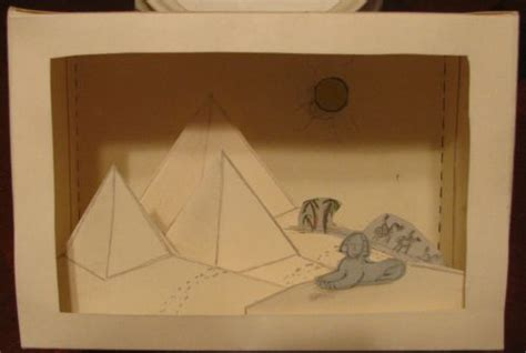 ancient egypt diorama project 78 best images about ancient egypt crafts on pinterest