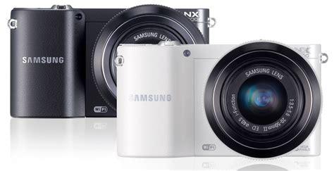 Kamera Samsung Nx1100 samsung nx1100 die nachfolgerin der nx1000 mit smarten