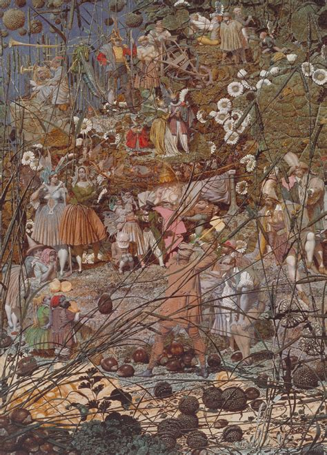 By The Fairy Fellers Masterstroke Richard Dadd | ecology without nature eco schizophrenia the brain that