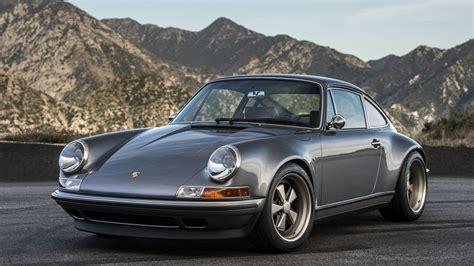 Porsche By Singer by Porsche 911 Reimagined By Singer Fine Tailored