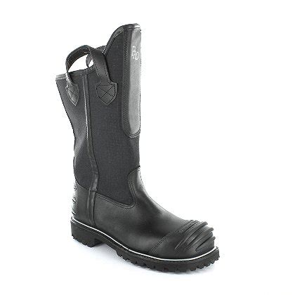 pro warrington boots pro warrington 5006 ultimate power 14 quot bunker boot nfpa