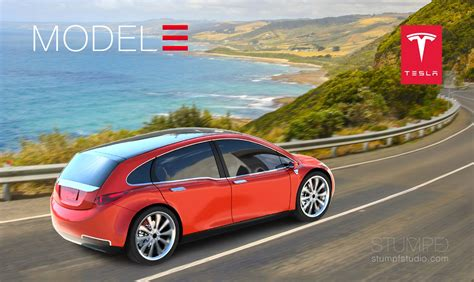 Tesla Iii Tesla Cto Model 3 To Be Offered As Sedan And Crossover