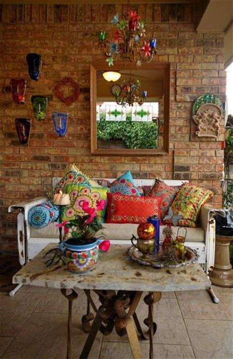 43 bohemian eclectic interior decorating 25 awesome bohemian living awesome bright gypsy color hippie bohemian mixed pattern