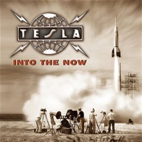 Tesla New Cd Tesla Into The Now
