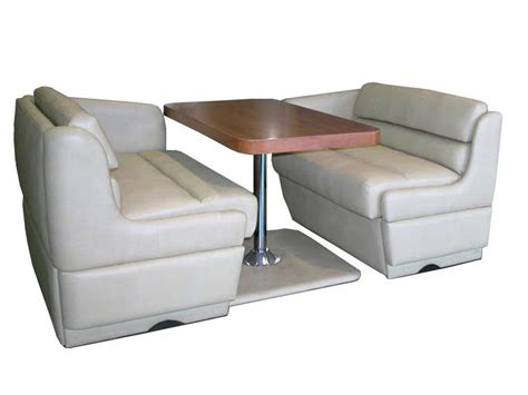 rv dinette booth bed 81 rv dinette booth bed set of 4 dinette booth cushions multiple sizes tobacco