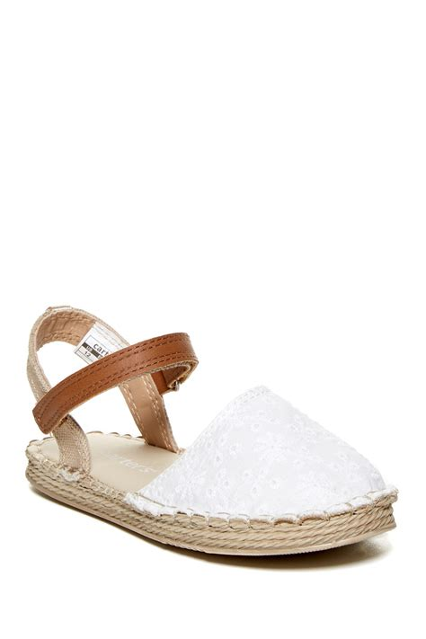toddler espadrille sandals s alani espadrille sandal toddler kid